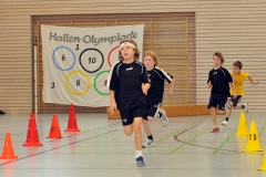 Hallenolympiade Altdorf
