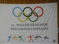 Hallenolympiade Waldenbuch