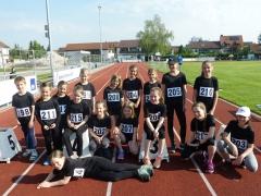 Mehrkampfmeisterschaften in Eltingen