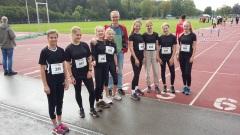 Schülersportfest in Degerloch 2021